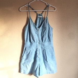 7 For All Mankind Romper
